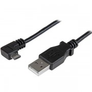 Startech Micro-usb Charge-and-sync Cable M/m Right-angle Micro-usb 24