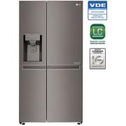 LG 668 L GC-J247CKAV Door In Door DoosR Dooe Refrigerator - BLACK STS