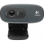 ORIGINAL Logitech Articoli da ufficio 960-001063 HD Webcam C270
