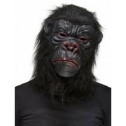 Máscara gorila preto adulto