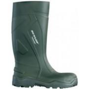 Dunlop Purofort Plus gumicsizma, zöld 40-es (GAND95740)