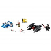 Lego Microfighters: Ala-A vs. Silenciador TIE