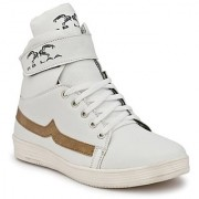BB LAA Men's 922 White Sneakers boot