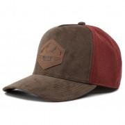 Шапка с козирка BUFF - Snapback Cap Sergei Fossil 120817.311.10.00 Brown