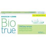 Biotrue ONEday for Presbyopia (90 linser): -8.00, High: +1.75D till +2.50D