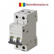 5SL6550-7 Siguranta automata Siemens 50 A , 1P+N