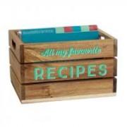 Jamie Oliver akácfa receptbox (003329.01)