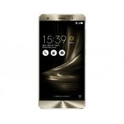 ASUS ZenFone 3 Deluxe ZS570KL 64GB, Сребрист с 2 СИМ карти