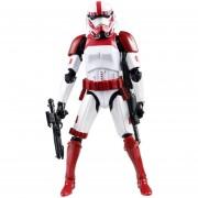 """Serie De Star Wars El Negro Frente De Batalla Imperial Shock Trooper 6 """"Action Figure Loose Ninguna Caja"""