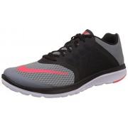 Nike Men's FS Lite Run Midnight Navy, Soar and White Running Shoes -10 UK