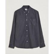 NN07 Levon Tencel Denim Shirt Black