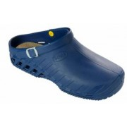 Dr.Scholl'S Div.Footwear Clog Evo Tpr Unisex Blue 40-41 Collezione Ss17 1 Paio