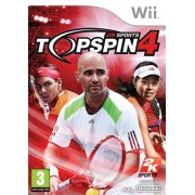 Joc consola 2K Games TOP SPIN 4 Wii