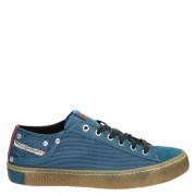 Diesel Exposure Low lage sneakers blauw