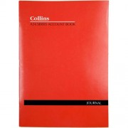 COLLINS 10202 JOURNAL ACCOUNT BOOK SERIES A24