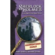 Confruntarea finala, Sherlock Holmes si strengarii de pe Baker Street, Vol. 4