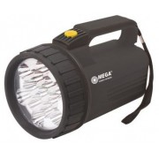 Lanterna Proiectoare LED MEGA 51022, 13 Leduri, 170 mm (Negru)