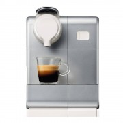 Nespresso Lattissima Touch Kaffemaskin Silver