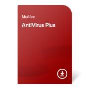 McAfee AntiVirus Plus – 1 évre 5 eszközre, elektronikus tanúsítvány