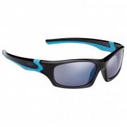 Alpina Flexxy Teen Blue Mirror S3 Occhiali da sole grigio/nero