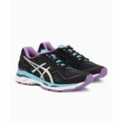 Asics GEL-KAYANO 23 Running Shoes For Men(Black, Purple)