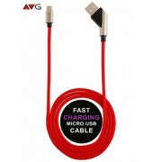 Avg Ca 110 Lightning Data Cable (RED)