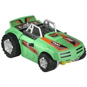 Teenage Mutant Ninja Turtles Mutations Turtle Turbo Charger Mutating Vehicle