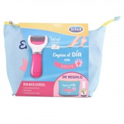 Scholl Doctor Scholl VELVET SMOOTH EXPRESS ROSA SET 3 pz