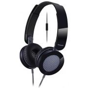 Casti On Ear Panasonic RP-HXS200MEK cu microfon negre