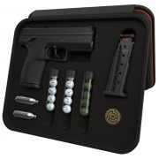 Byrna HD Ready Pepper Pistol Kit - Black