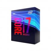 Intel Cpu 9th Gen i7-9700k 3,60gHz Lga 1151 95W Octa Core