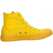 Converse All Star Hi-Ox Canvas Monochr - sneakers - uomo - Yellow