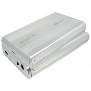 """Box HDD Esterno SATA 3.5"""" USB2.0 Silver"""