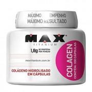 Colagen 100 Cápsulas - Max Titanium