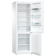 Combina frigorifica Gorenje RK6192AW4, Static, FrostLess, 324 L, 185 cm, A++, Alb