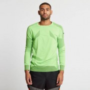 adidas by kolor warp knit top Green