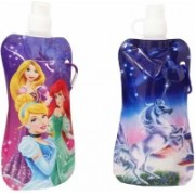 Parteet Cartoon Print Pichku Bottle - for Birthday Party Return Gifts (Pack of 6) 500 ml Water Bag(Pack of 6, Multicolor)
