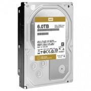 """WD 6TB SATA III, 128MB, 3.5"""", 7200rpm, Re, Gold series - WD6002FRYZ"""