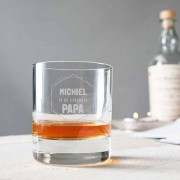 YourSurprise Vaderdag whiskey glas