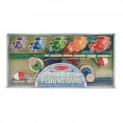 Joc magnetic de pescuit Melissa and Doug, 10 piese