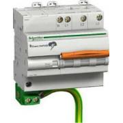 Túlfeszültség-levezető moduláris 4P 10 kA - Schneider Electric
