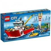 Lego Klocki LEGO 60109 City (Łódź strażacka)