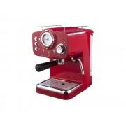 Espressor cafea Arielli KM-501 R Presiune 15 bar Capacitate apa 1.25 Litri Putere 1100W Rosu