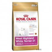 Royal Canin Breed Royal Canin West Highland White Terrier Adult - 3 kg