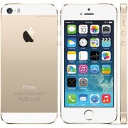 Apple IPhone 5s 16GB Gold (1 Year Warranty Bazaar Warranty)