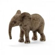 Figurina schleich elefant african pui 14763