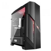 Кутия azza photios 250x csaz-250x mid tower / черна, azza-case-photios-250x