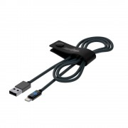USB Tribe DC Movie Batman Lightning Cable - сертифициран Lightning кабел за iPhone, iPad и iPod с Lightning (120 см)