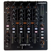 Mezcladora Allen&Heath XONE43 4+1 Canales Negro