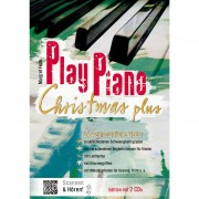 Gerig-Verlag Play Piano Christmas Plus